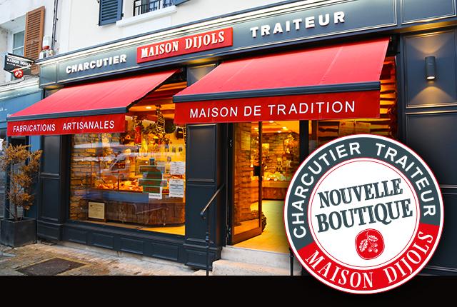 Boutique Jean Dijols de Crécy-la-Chapelle